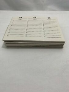Paper Game Writing Pads For Sale In Stock Ebay