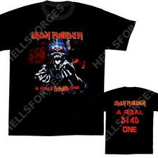 IRON MAIDEN : T-SHIRT Real Dead One - L - NEUF tee