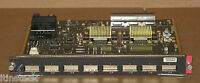 Cisco WS-X6408A-GBIC 8-Port Gigabit Ethernet Module Card 73-4364-04