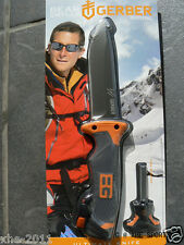 Authorized Gerber Bear Grylls Ultimate Fine Edge Survival knife, 31-001063