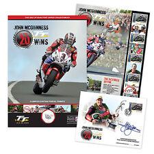 John McGuinness Special Folder (TT43)