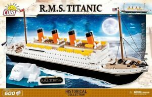 COBI RMS Titanic   / 1914 A  / 600  blocks  British ship