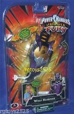 Power Rangers Jungle Fury WOLF MORPHER Electronic Factory Sealed New 2008