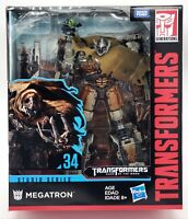 Transformers Studio Series MEGATRON Figure SS-34 Leader Class Dark of the Moon