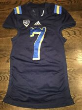 Game Worn Ucla Bruins Football Jersey Used adidas #7 Size M Devin Fuller