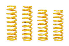 King Springs Suspension Raised Front and Rear Kit KDFR42-KDRR45