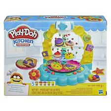 Play-doh Paillettes Cookie Surprise Set de Jeux - Cuisine Biscuits Jouet