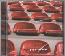 MAURO PAGANI  - DOMANI - CD NUOVO SIGILLATO RARO LIGABUE
