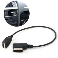 4F0051510G Media-In AMI MMI MDI AUX to USB Adapter Cable Interface For Audi VW