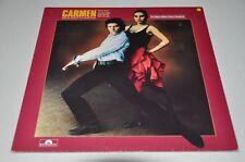 Soundtrack Musical - Carmen - Filmmusik Vinyl Schallplatte LP