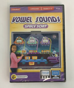Lakeshore Learning Educational Software Vowel Sounds Sort