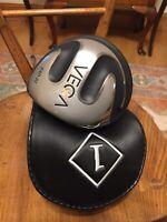 Vega Japanese RAD-02 Driver 9.5 Degree UST Mamiya Squall Stiff Flex Shaft