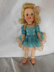 old vintage baby doll babydoll composition rubber band joints Art Deco era age
