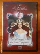 DVD SISSI CENTENARIO 1 - LOS JOVENES AÑOS DE UNA REINA (X3)