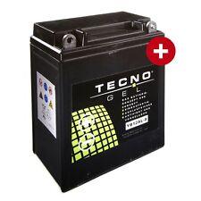 Bateria gel tecno gel yb12al-a2 136x82x162mm scooter batería