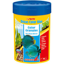 Discus Fish Food Sera Discus Color Blue 100 ml 1.5 oz FAST FREE USA SHIPPING