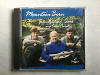 Jean Ritchie & Sons: Mountain Born; rare used mint CD