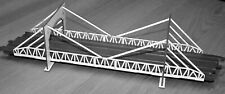 1:64 scale Suspension Bridge Kit for Micro Scalextric/Similar Layouts