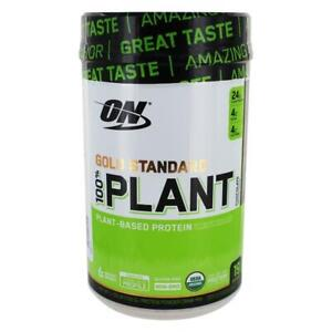 Optimum Nutrition Gold Standard Plant Based Protein Chocolate 1.59lb Exp 11/22