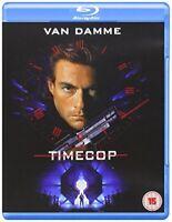 Timecop [Blu-ray] [1994] [Region Free] [DVD][Region 2]