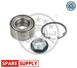 WHEEL BEARING KIT OPTIMAL 941202 FITS FRONT AXLE, LEFT, RIGHT