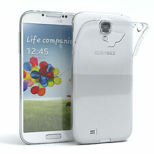 Ultra Slim Cover für Samsung Galaxy S4 TPU Case Silikon Hülle Transparent