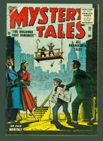 MYSTERY TALES #27 GOLDEN AGE  1955 Atlas VF- March 1955