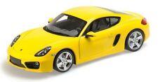 Porsche Cayman (yellow) 2013