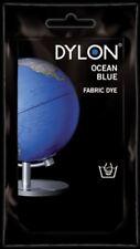 Dylon Fabric & Clothes Dye - Ocean Blue Hand wash use 50g / 1.75oz