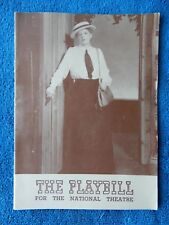 The Corn Is Green - National Theatre Playbill - December 30th, 1940 - Barrymore