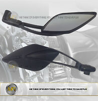 FOR YAMAHA MT 125 ABS 2015 15 PAIR REAR VIEW MIRRORS E13 APPROVED SPORT LINE