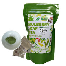 Made in Japan Organic Mulberry Leaf Tea (Powdered) 1gX30pcs F/SHIPPING