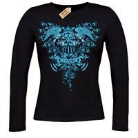 Legion T-Shirt ladies long sleeve