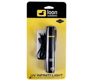 Loon Outdoors UV Infiniti Light Rechargeable - FREE SHIPPING