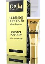 DELIA BRIGHTENING UNDER EYE MINERAL YELLOW CONCEALER ARNICA DARK CIRCLE.