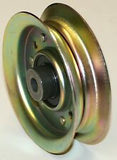 Idler pulley replaces AYP Nos. 131494 & 173438 & Husqvarna No. 532131494.
