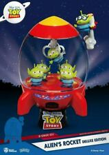 Toy Story ALIEN'S ROCKET D-Stage PVC Diorama Deluxe Edition BEAST KINGDOM