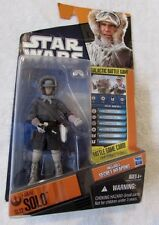 "HAN SOLO HOTH GEAR Star Wars Saga Legends 3 3/4"" inch Action Figure #SL22 2010"