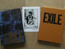 EXILE GENESIS PUBLICATION BOOK Rolling Stones Dominique Tarlé DELUXE Signed