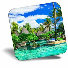 Awesome Fridge Magnet - Mauritius Island Resort Pool Cool Gift #3460