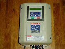 Toshiba G3 TOSVERT-130 Transistor Inverter VT130G3U2010 **AS-IS**
