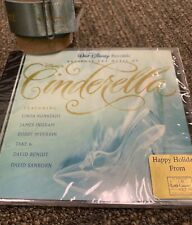 Walt Disney Records Presents the Music of Cinderella CD with Cinderella Ribbon