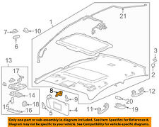 GM OEM Interior-Roof-Hold Down 95994975