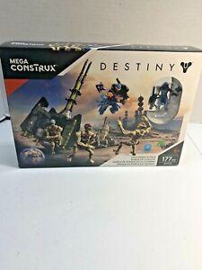 Mega Construx Destiny Hive Hiroe Attack Set DYF23  - 177 Pieces