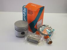 More details for kubota engine piston & ring kit - 0791626650