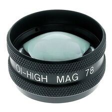 Ocular MaxLight High Mag 78D (Black) Lens Ocular Instruments OI-HM