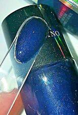 NEW! TARINA TARANTINO HyperNova Nail Polish Lacquer in METEOR NIGHT Blue