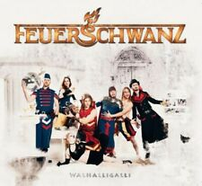 Feuerschwanz - Walhalligalli - F.A.M.E. A 426024078172 - (CD / Titel: A-G)