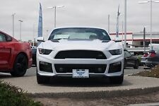 2015-2016 Ford Mustang Roush (Manual) - Removable Front License Plate Bracket