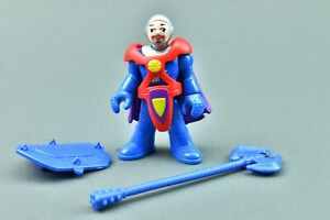 Imaginext Knights Medieval Blue Figure Toy Fisher-Price